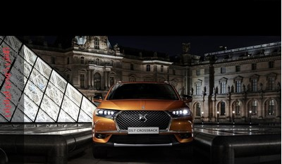 DS 7 Crossback Performance Line 2018